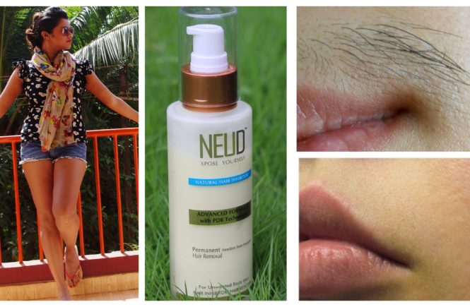 hair removal NEUD HAIR INHIBITOR